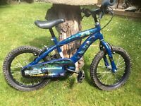"Boys bike 10-12"" 4-6 years"