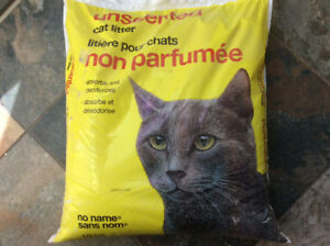 Cat Liter 10 Kg unscented