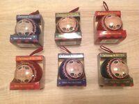 CHRISTMAS MONEY BOX BAUBLE
