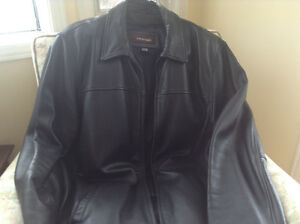 Danier Leather car coat