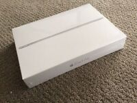 IPAD AIR 2 (128GB) Wi-Fi IN SILVER. UNOPENED/UNUSED