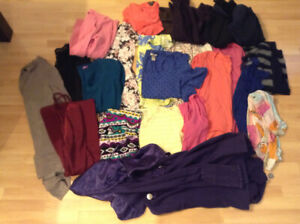 Whole Pile of Women's Clothes