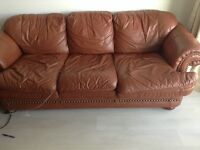 $500.00 two leather couches in great condition!!!