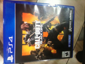 New PS4 Game ( Call of Duty OPS)