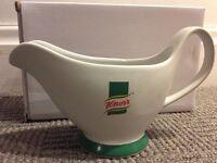 Knorr gravy jug