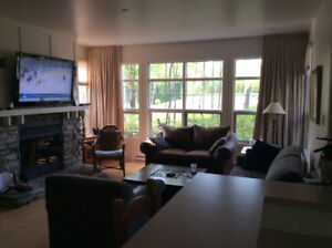 Tremblant les Eaux 2 bedrooms 2 bathrooms for rent