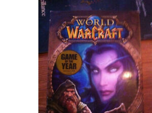3WORLD WARCRAFT 1 BURNING CRUSADE/1 FLIGHT SIM.2002