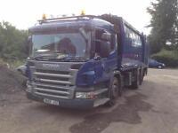 Scania P-SRS D-CLASS