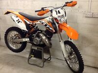 KTM EXC 125 2013. Nationwide Delivery Available *Credit & Debit Cards Accepted*