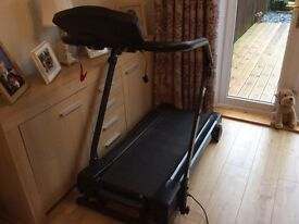 V fit motorised treadmill