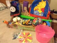 Summer Fun With 50 Different Toys For Children