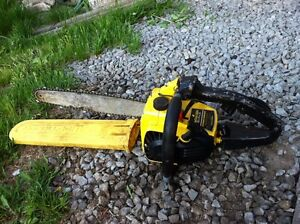 "Mcculloch mini pro 35 16"" chainsaw gas"