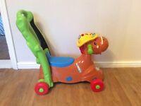 Vtech baby walker / ride on horse