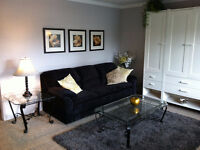 Fully Furnished and Equipped 2 bedroom Seaside Suite