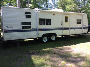 Roulotte Terry 29' a vendre /Terry Camper trailer 29'