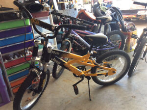 LIKE NEW CONDITION BOYS 20 INCH JEEP BIKE