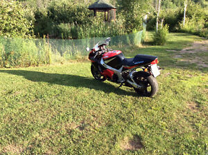 2002 gsxr 1000 nice shape low km very fast all stock no mods