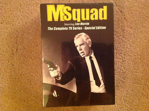 M Squad COMPLETE SERIES -CRIME DRAMA-SPEC EDITION