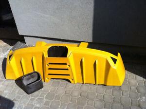 Lamborghini Murcielago -2-rear bumpers, side skirts