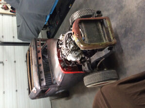 Plymouth coupe rat rod project