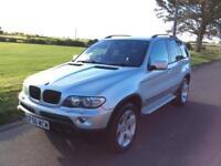 BMW X5 3.0d auto Sport 2006