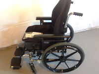 Invacare 5x5 Wheelchair(16x18)