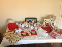 Job lot Christmas Stock Market Fayres Carboots