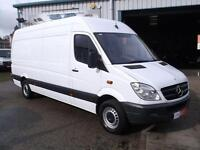 2011 11 MERCEDES SPRINTER 3.5T LWB HIGH ROOF IN WHITE 120,000 MILES FMBSH CHOICE