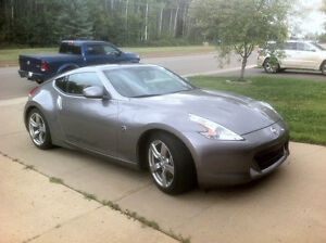 2009 Nissan 370Z Coupe Coupe (2 door)