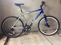 £80 Men's 21spd Front suspension Mountain bike