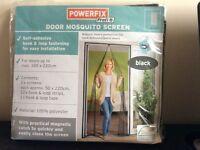 Door Mosquito / Fly Screen