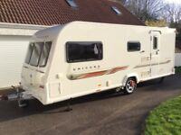 Bailey Madrid 4berth caravan 2011 in Exceptional Condition with lots of Extras included