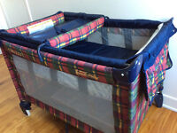 Graco pack and play park / lit pliant