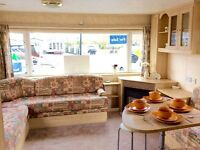 Cheap Static Caravan For Sale in Skegness Lincolnshire East Coast Southview 12ft Wide 2 bed