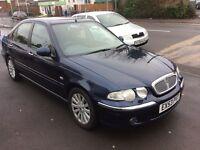 2003 Rover 45 2.0 diesel Club-12 months mot-great economy-great reliable runaround