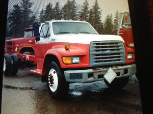1997 Ford F-600