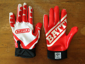 Brand new youth Battle Football/Racing Gloves