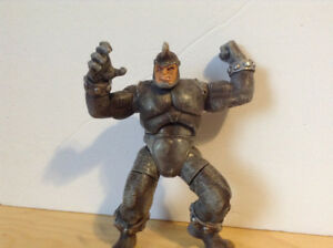 Rhino action figure collectable (7 inch Tall)