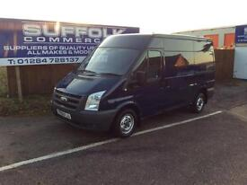FORD TRANSIT MWB-T280 115ps-**1 OWNER**