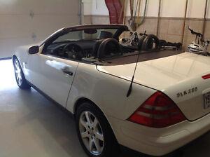 2000 Mercedes-Benz SLK-Class Cabriolet