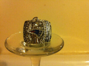 Tom Bradys second Super Bowl Ring