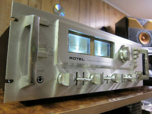 ROTEL RA-1312 STEREO INTEGRATED AMPLIFIER * MAGICAL SOUND AMP *