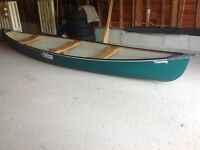 17.5 foot Pelican Canoe - Excellent Condition for an ATV
