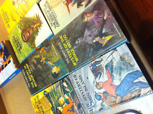 Hardy Boy Mystery Books 1960- late 1970's
