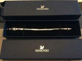 Swarovski Women's Bracelet Purple