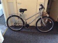 Ladies crusader bike