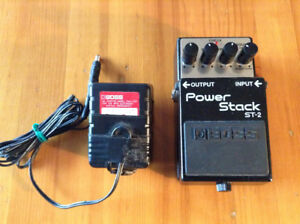 Boss Power Stack ST-2 Guitar Pedal