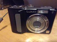 Panasonic Lumix 8MP Digital Caméra 5X Optical Zoom