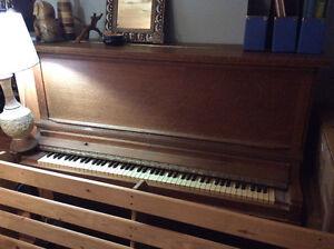 Big Beautiful Hardwood Amherst Piano