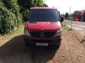 2009 Mercedes Benz sprinter 210 CDI